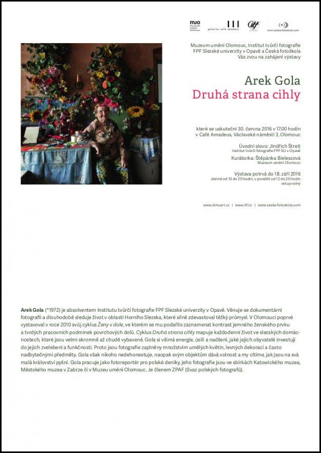 2016 06 Arek Gola