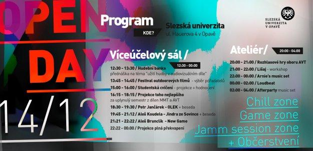 SLU-open day-poster 14 12 2017