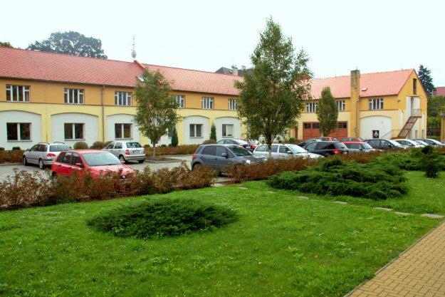 areal Hradecka