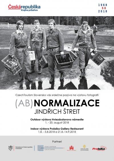 2017 07 Streit Abnormalizace plakat