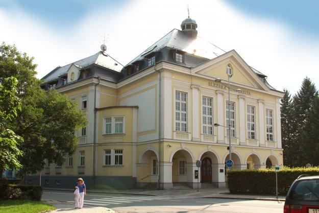 budova Na Rybnicku 1