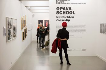 01. Vstava Opavsk kola v galerii Fotografie Forum Frankfurt